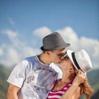 Поцелуй :: Юрий Лысенко
