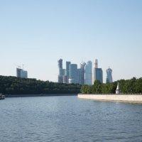 Moscow city :: Николай Шуляковский