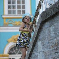 Все выше и выше, и выше.... :: Tatiana Markova
