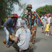Сенегальские танцы Сибири :: Борис Приходько