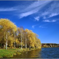Яркие краски октября :: Aquarius - Сергей