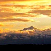 Облачные горы :: Валентина Пирогова