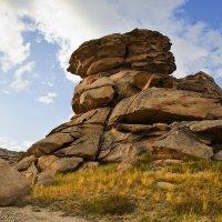 Восточный Казахстан. Камни :: Sergey Baturin
