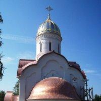 Строится  храм. :: Николай O.D.