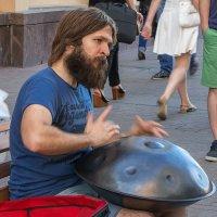 Удивительный инструмент :: Владимир Гусев