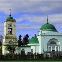Церковь Воскресения Христова :: Андрей Куприянов