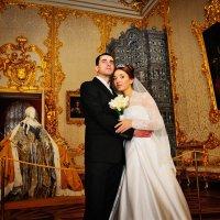 Свадьба в Пушкине :: Oksanka Kraft