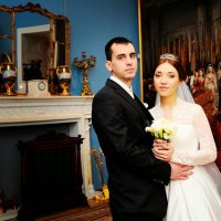 Свадебная фотосессия в Пушкине :: Oksanka Kraft