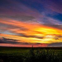закат :: Ксения Баркалова