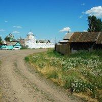 Дорога в монастырь :: Наталья Покацкая