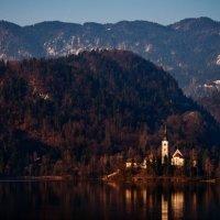 Словения, Блед :: Ирина Иванова
