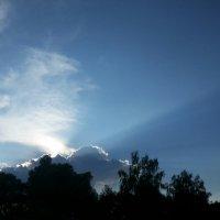 да озарится небо солнцем... :: Ирина Пономарева