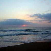 Вечер у моря :: vasya-starik Старик