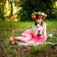 Лето, фрукты :: Кристина Бочкарева (Дроздова)