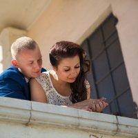 Свадебная фотосессия :: Алексей Мартынов