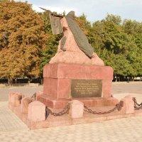 Памятник генералу Войска Донского Я. П. Бакланову :: Владимир Болдырев