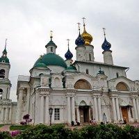храм в честь святителя Иакова Ростовского :: Сергей Цветков