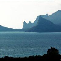 Голубые вершины Кара-Дага :: Ольга Голубева