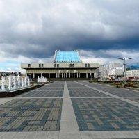 Театр им. Г. Камала :: Юлия Шабалдина