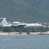 Самолёт-амфибия А-42 :: Геннадий Храмцов