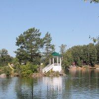 На озере Ая. :: Олег Афанасьевич Сергеев