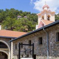 Киккский монастырь-Кипр :: Алексей. Бордовский