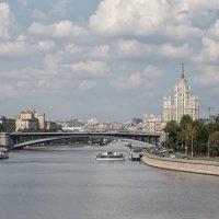 Москва река :: Павел Myth Буканов