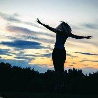 В небе летать как птица... :: Вадим Климанов
