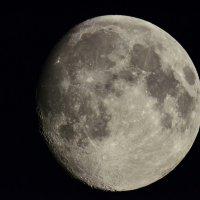 Луна сегодня 08.08.2014 :: Валерий Небесский