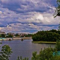 Вид с моста :: Ольга Винницкая
