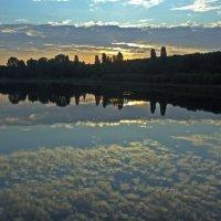 Раннее небо в воде :: Alexander