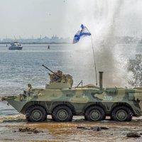 Высадка морской пехоты :: Владимир Питерский