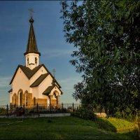 Церковь Святого Георгия Победоносца :: Валентин Яруллин