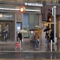 Хельсинки. Дождь :: vadim