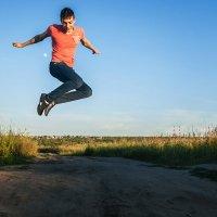 Прыжок :: Нина Паклина