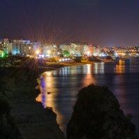 Ночное побережье :: Оксана Стародумова