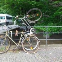 Забытые велосипеды... :: Ольга Богачёва
