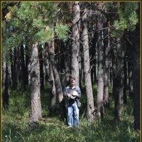Молитва лесным Духам. :: Анатолий Пашковский