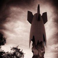памятник жертвам Хиросимы :: Дмитрий Барабанщиков