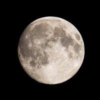 Луна вчерашняя!!! :: Станислав Хохолков