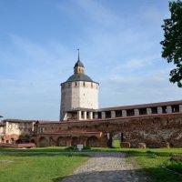 Белозерская башня :: Александр Хаецкий
