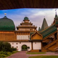 Царский дворец :: Андрей Кутырев