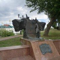 Витебск. Памятник А. Пушкину :: Владимир Павлов