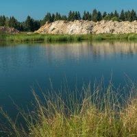 Лесное озеро :: Олег Козлов