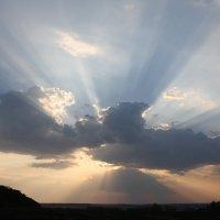 небо и земля :: Михаил