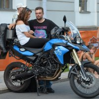 St.Petersburg Harley® Days :: Savayr