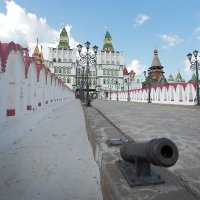 измайловский кремль :: Тарас Золотько