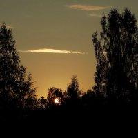 Солнце встаёт! :: Владимир Гилясев