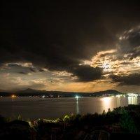 Лунная ночь на озере Севан (Армения) :: Tigran Hovasapyan