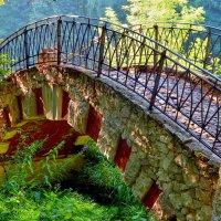 Мост в прошлое... :: Milocs Морозова Людмила